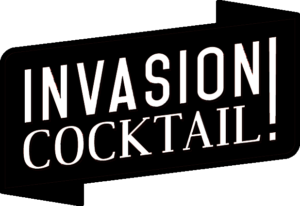 Logo Invasion Cocktail