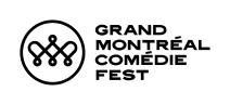 Logo Grand Montréal Comédie Fest